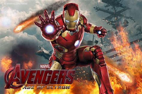 Avengers Age Of Ultron, Marvel Comics, Iron Man