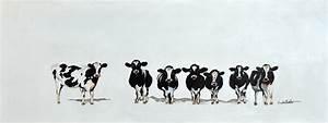 Kuh Bilder Auf Leinwand : kuhbild die glorreichen 7 kunstdruck auf leinwand ~ Whattoseeinmadrid.com Haus und Dekorationen