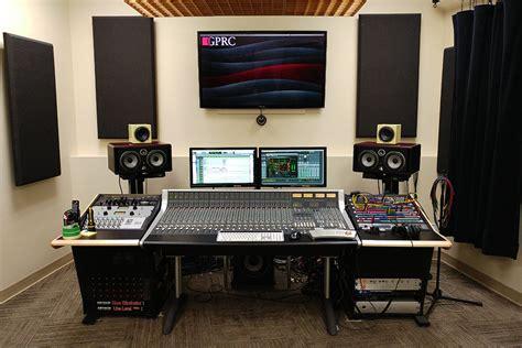 Fine Arts Recording Studio   Grande Prairie Regional ...