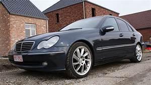 Mercedes Classe C 2002 : 2002 mercedes benz c class image 18 ~ Gottalentnigeria.com Avis de Voitures