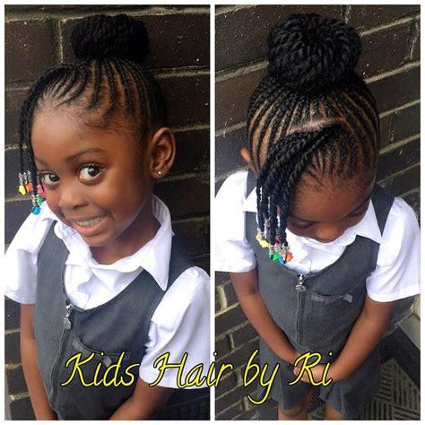 1451 best little black girls hair images on pinterest