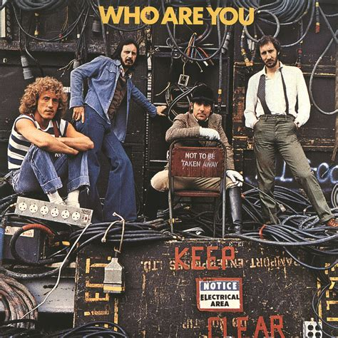 The Who, Who Are You In Highresolution Audio