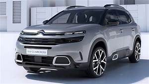 Citroën C5 Aircross Start : 2019 citroen c5 aircross features youtube ~ Medecine-chirurgie-esthetiques.com Avis de Voitures