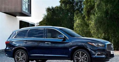 Crossover 20182019 Infiniti Qx60 Has Been Updated For The