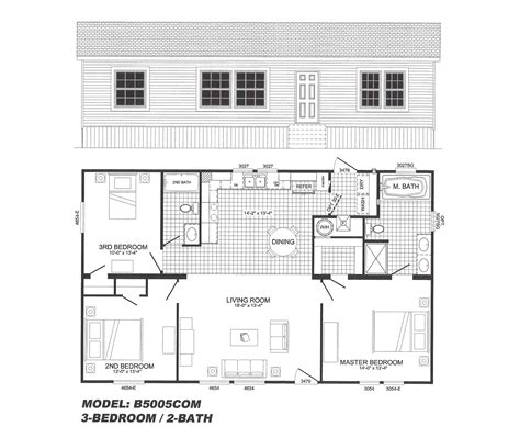 open floor house plans two 2 bedroom bath open concept floor plans thefloors co