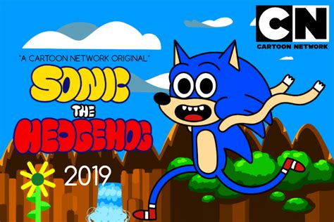New Sonic The Hedgehog Reboot Coming To Cartoon Network