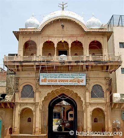 Vrindavan Temple Radha Raman Mathura Mandir Prem