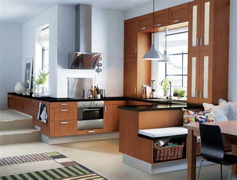 plus belles cuisines les plus belles cuisines ikea cuisine adel brun foncé