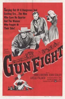 gun fight film wikipedia