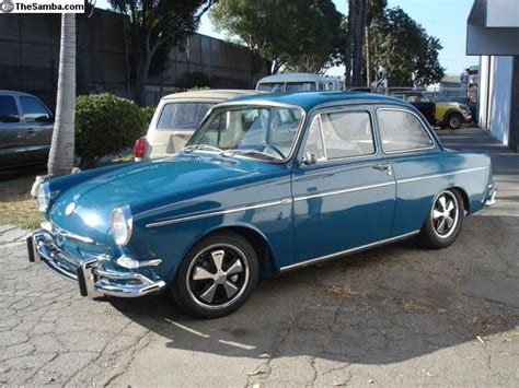 17 Best Images About Vw Type 3 Notchback On Pinterest