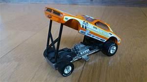 Hot Wheels -drag Race Car