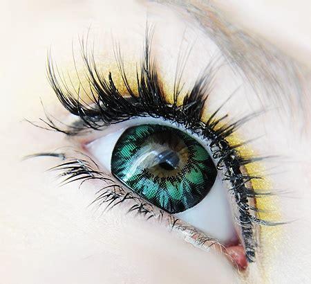 Pattern Eye Contact Lenses