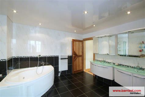 faux plafond cuisine photos plafond tendu particulier salle de bain