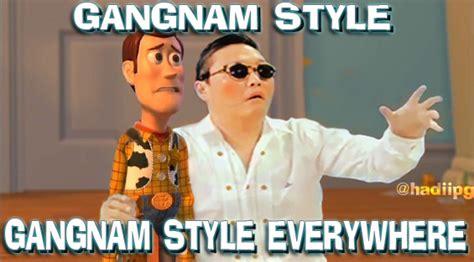 Gangnam Style Meme - gangnam style everywhere by yefta03 on deviantart