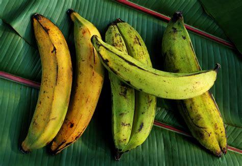 cuban fufu recipe sweet plantain stuffing  garlic