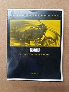 Buell Motorcycles 2001 M2  M2l Cyclone Service Manual P  N