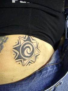 Flying Wings Designs 22 Impressive Tribal Hip Tattoos And Designs