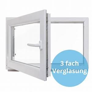 Fenster 3 Fach Verglasung : kellerfenster kunststoff wohn fenster dreh kipp ~ Michelbontemps.com Haus und Dekorationen
