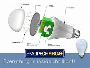 Smartcharge  U2013 The Lightbulb That Promises Brightly Lit