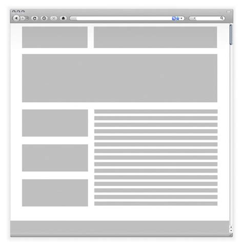 adobe illustrator  create  clean website layout