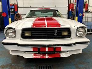 1977 Ford Mustang II Cobra II - Classic Ford Mustang 1977 for sale