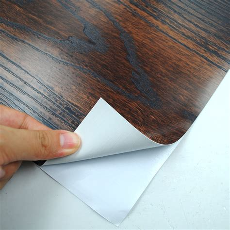 floor wood decals stickers removable flooring effect pattern 6pcs carpet table mat chair storage runner placemat