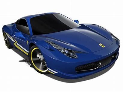 Wheels Toy Ferrari Transparent Clipart Italia Sports