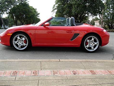 2005 Porsche Boxster Pictures Cargurus