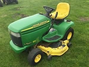 John Deere Lx200 Series Lawn Tractor Technical Manual