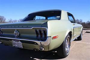 1968 Mustang Fog Lights 1968 Mustang Fully Restored Classic Ford Mustang 1968