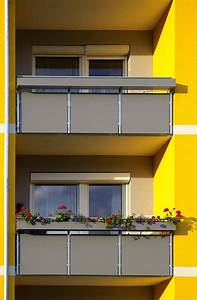 Platten Für Balkon : gl0472 balkon verkleidung platten grau ~ Lizthompson.info Haus und Dekorationen
