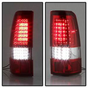 Xtune Lights 99 02 Chevy Silverado 99 03 Gmc Sierra Non Stepside C