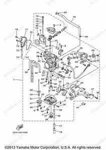05 Yfz Carburetor Diagram