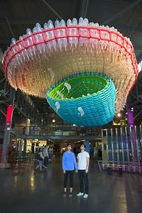Take a tour of inflatable at san franciscos for Take a tour of inflatable at san franciscos exploratorium