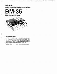 Sony Bm-35