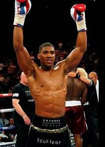 Anthony Joshua #fcukfear #frenchconnection | boxing ...