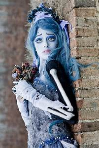 DIY Corpse Bride Emily Halloween Costume Idea | DIY ...