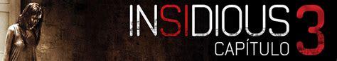 Insidious Chapter 3 | Movie fanart | fanart.tv