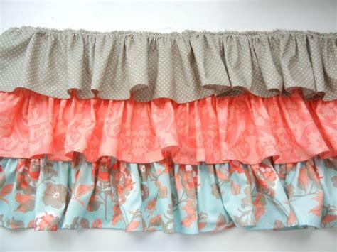 crib skirt pattern ruffled crib skirt tutorial the ribbon retreat
