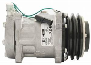 Air Conditioning Compressor Suits Kenworth T904 T908 T909