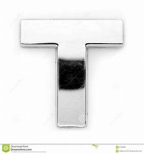 t metal letter royalty free stock image image 6742696 With metal letter t