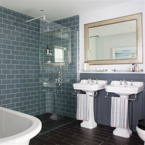 corner bathroom vanity with 2 sinks traditional bathroom pictures ideal home