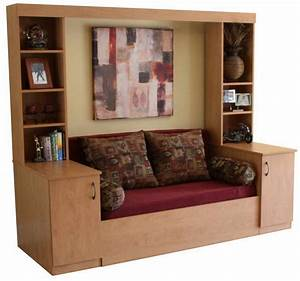murphy sofa bed smileydotus With murphy bed or sleeper sofa