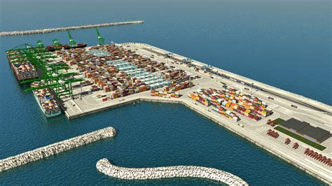 port of the month israel ports company ipc