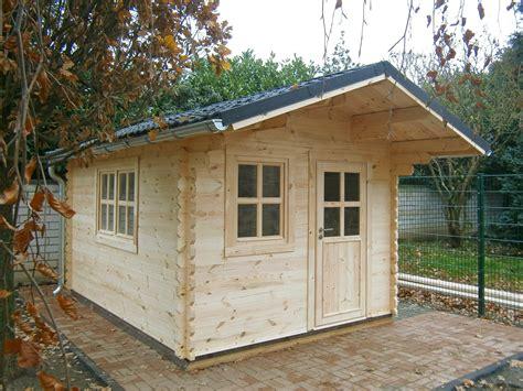Gartenhaus Massiv Stein by Gartenhaus Und Ger 228 Tehaus Satteldach Elbe 1 Kaufen