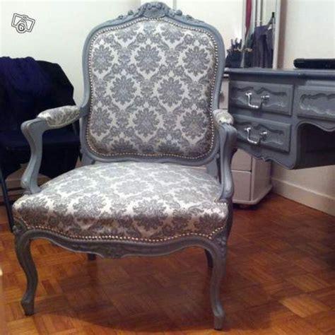 fauteuil cabriolet sty louis xv baroque design ameublement