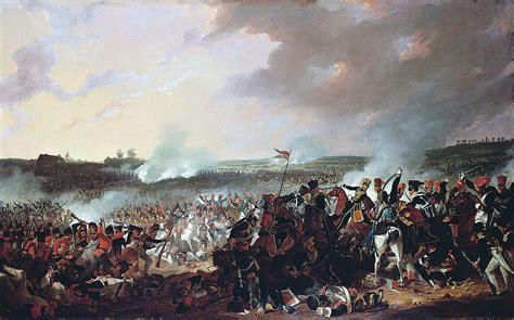 siege napoleon battle of waterloo