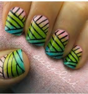 Marble design nails cute polish nail cutepolish art