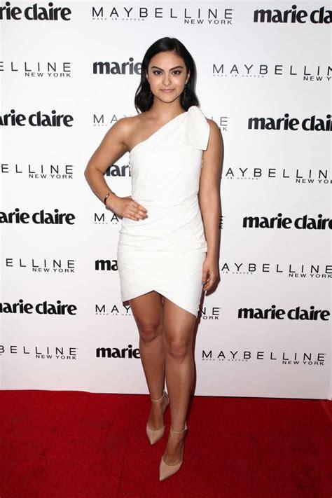 Camila Mendes Marie Claire Celebrates Fresh Faces Event