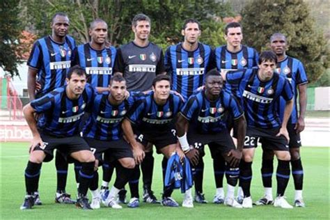 FC Internazionale Milano football club history